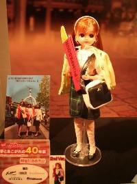 3日で完売したという「横浜元町リカちゃん」